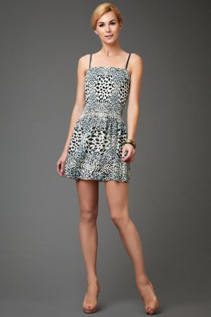 Платье Маракуйя