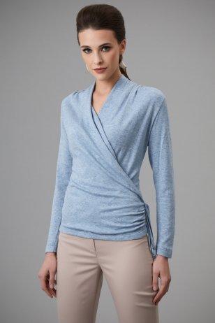Блуза Лазурь