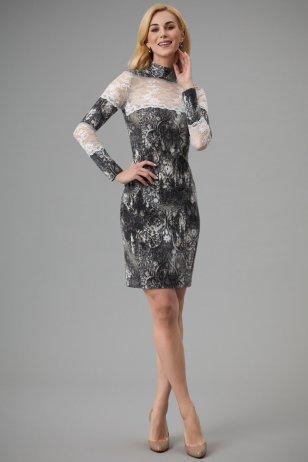 Платье Иней