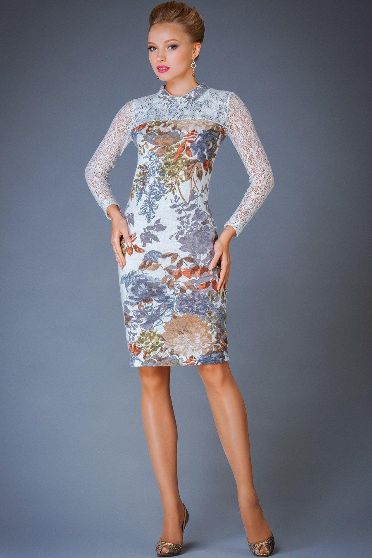 Платье летний зефир 9